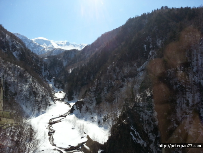 2013.05.07.TUE 홋카이도 소우운쿄우 // 北海道 層雲峡