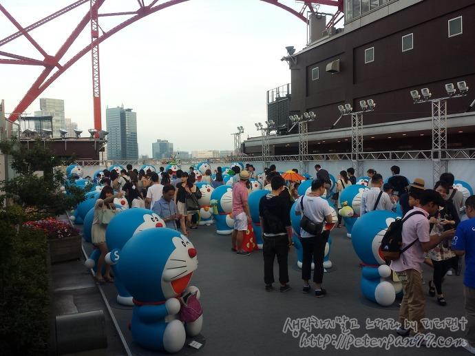 130721 후지코 F 후지오 전시회 후기/藤子F不二雄展示会行ってきました