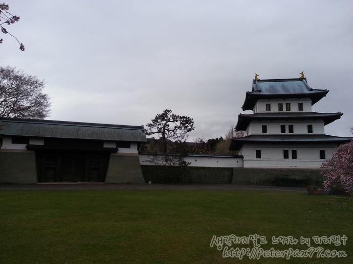3번째(No.003) 홋카이도 – 마츠마에성