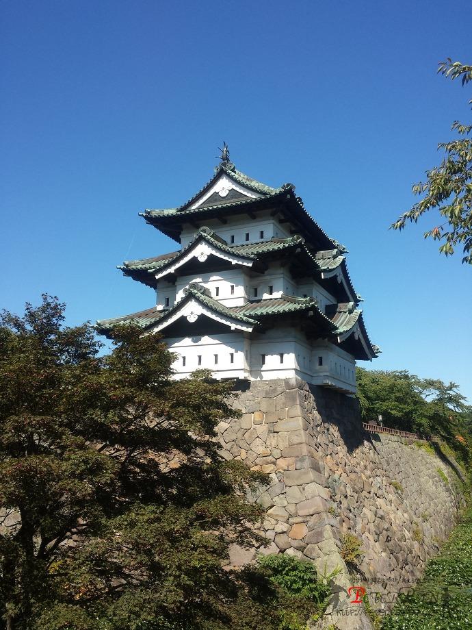 히로사키공원 히로사키성 弘前公園 弘前城