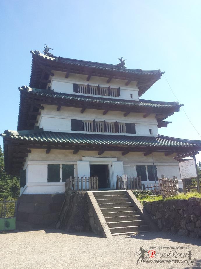 히로사키공원 히로사키성 천수 弘前公園 弘前城 天守