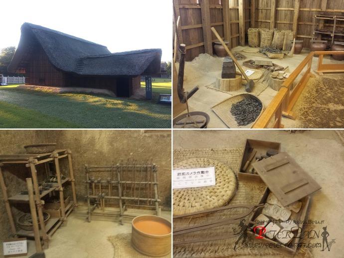 네성 혼마루 대장간 根城 本丸 鍛冶工房