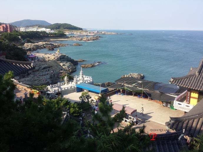 해동용궁사 海東龍宮寺 ヘドンヨングンサ