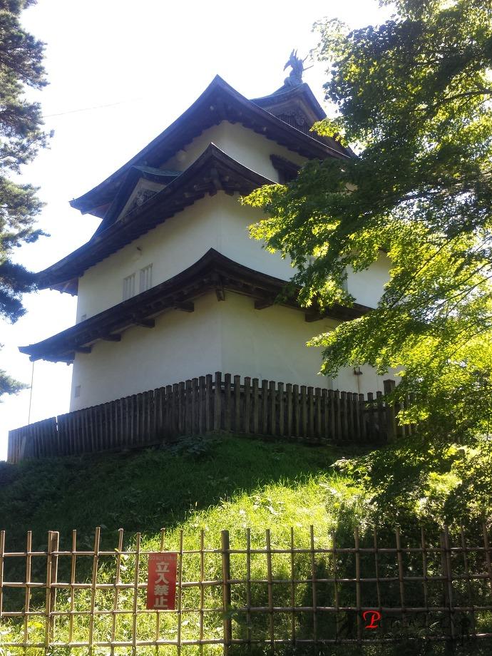 히로사키공원 히로사키성 타츠미노야구라 弘前公園 弘前城 辰巳櫓