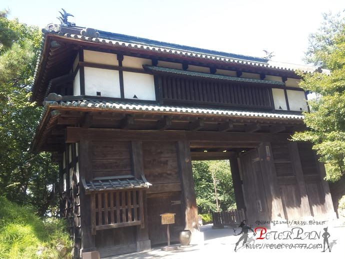 히로사키공원 히로사키성 미나미우치몬 弘前公園 弘前城 南内門