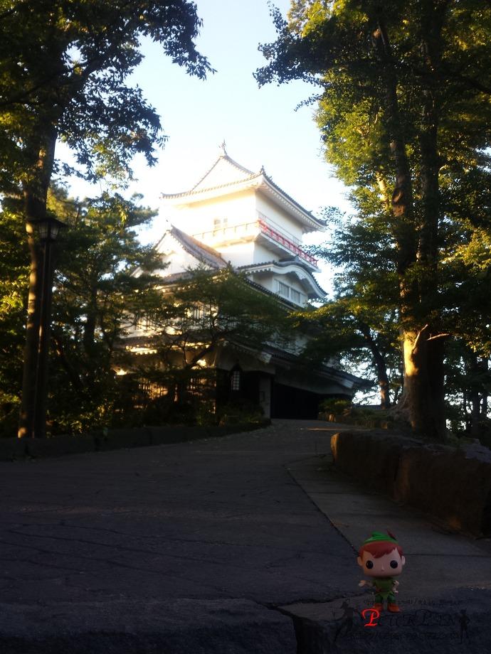 쿠보타성 센슈공원 久保田城 千秋公園