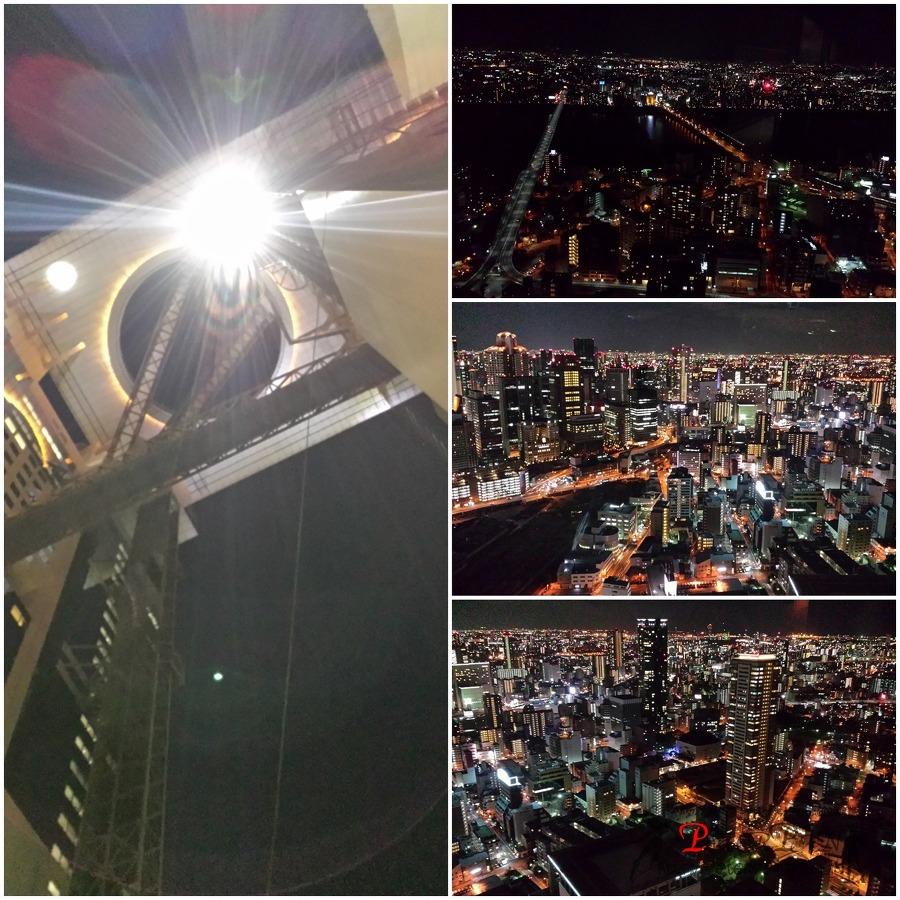 오사카 공중정원전망대 空中庭園展望台
