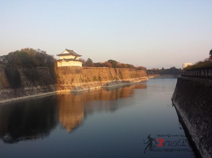 오사카성 大阪城 大坂城