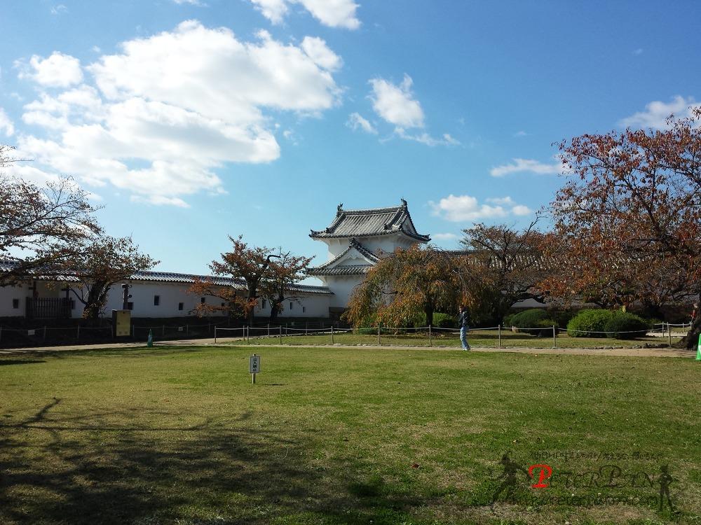 히메지성 니시노마루 姫路城 西の丸
