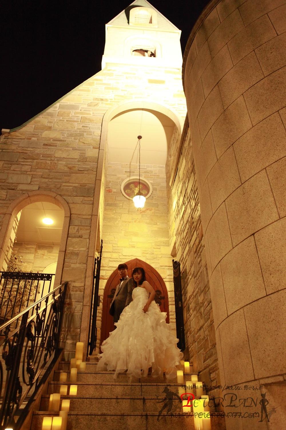 셀프웨딩 웨딩드레스 前撮り ウェディングドレス