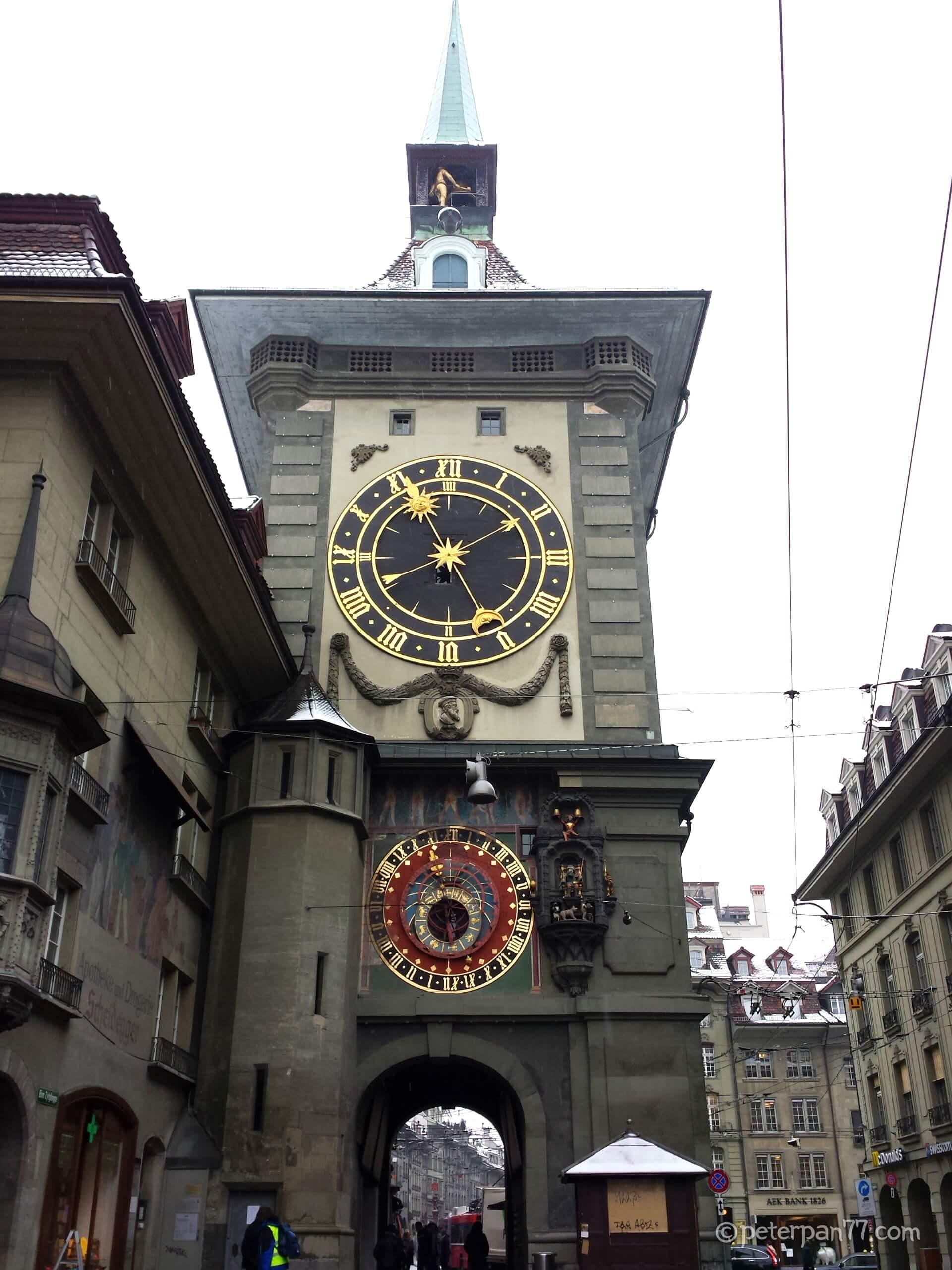 베른 시계탑